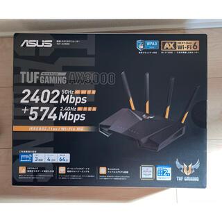 ASUS - ASUS エイスース TUF-AX3000