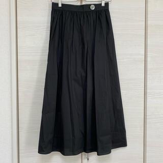 アンタイトル(UNTITLED)のuntitled ロングスカート マキシスカート フレア Aライン(ロングスカート)