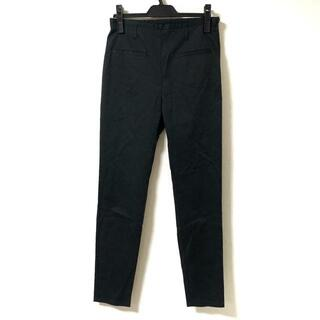 エムエムシックス(MM6)のエムエムシックス パンツ サイズ40 XL - 黒(その他)