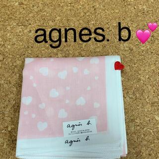 agnes b. - アニエスベー ハンカチ
