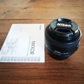 Nikon - ニコン Nikkor 35mm F1.8G ☆説明必読
