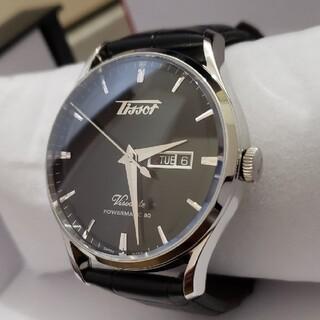 ティソ(TISSOT)のTISSOT ティソ ヴィソデイト 現行新型42mm 未使用(腕時計(アナログ))