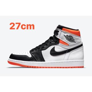 NIKE - Nike Air Jordan 1 High OG Electro Orange