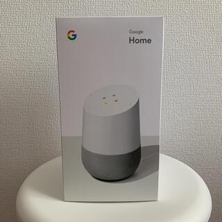 【動作確認のみ】Google GOOGLE HOME グーグルホーム