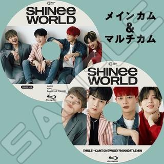 シャイニー(SHINee)のSHINee : SHINee WORLD✨メイン&マルチカム Blu-ray(K-POP/アジア)