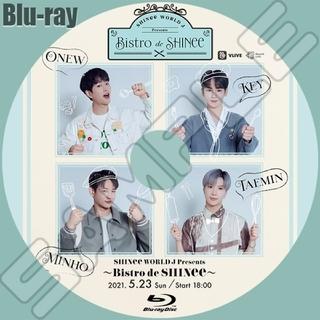 シャイニー(SHINee)のSHINee ~Bistro de SHINee~✨Blu-ray(K-POP/アジア)