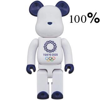 メディコムトイ(MEDICOM TOY)のBE@RBRICK MEDICOM 25th オリンピック(その他)