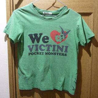 ポケモン - ポケモン Tシャツ サイズ140 <b781> 同梱無料
