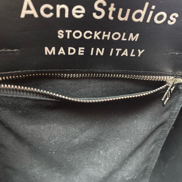 ACNE(アクネ)のAcne studios pvc bag レディースのバッグ(トートバッグ)の商品写真
