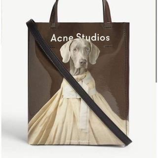 ACNE - Acne studios pvc bag