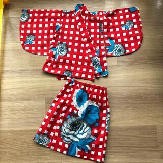 プティマイン(petit main)のmarlmarl浴衣(甚平/浴衣)