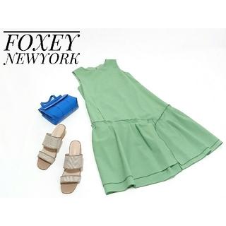 FOXEY - FOXEY NEWYORK フォクシー ワンピース レイニーエンジェル