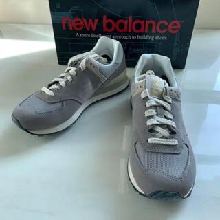 ニューバランス(New Balance)のnew balance u574gdy grey day(スニーカー)
