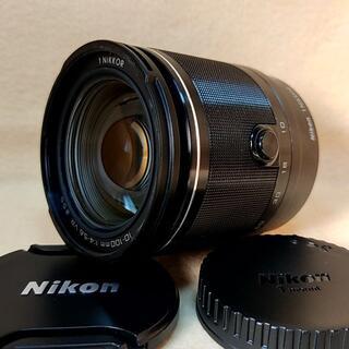 Nikon - 高倍率ズームレンズ Nikon 1 NIKKOR 10-100mm ブラック
