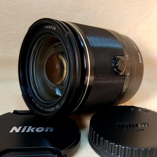 ニコン(Nikon)の高倍率ズームレンズ Nikon 1 NIKKOR 10-100mm ブラック(レンズ(ズーム))