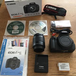 Canon - Canon eos kissX5レンズキット【リモコン付】
