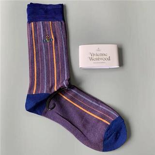 ヴィヴィアンウエストウッド(Vivienne Westwood)の売り尽くしSALE♪新品ヴィヴィアンウェストウッド 夏ソックス(ソックス)