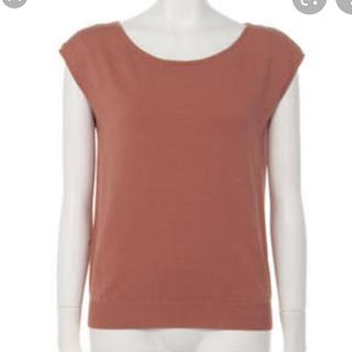 アプワイザーリッシェ(Apuweiser-riche)の半袖クルーニット(Tシャツ(半袖/袖なし))