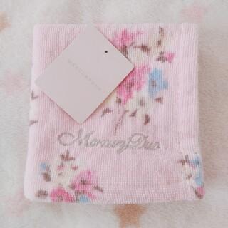 MERCURYDUO - MERCURYDUO 花柄 ハンカチ