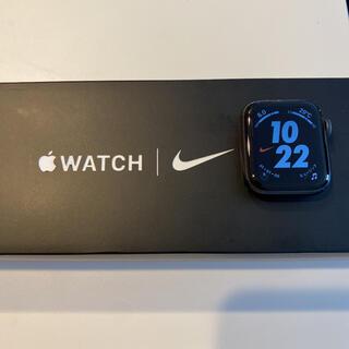 アップル(Apple)のApple Watch 5 NIKE+ GPSモデル 40mm 美品(その他)