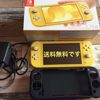Nintendo Switch - Nintendo switch lite本体+おまけ付き