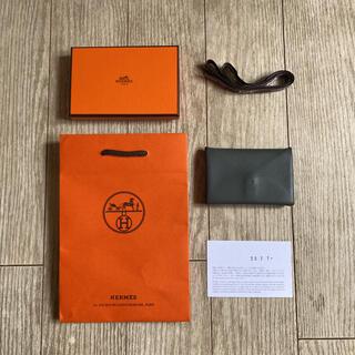 エルメス(Hermes)のカルヴィ エルメス カードケース(名刺入れ/定期入れ)