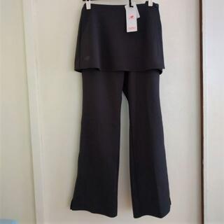 ニューバランス(New Balance)の新品タグ付き ニューバランス スポーツウェア パンツ スカート付き チャコール (その他)