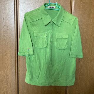 ラフ(rough)のポロシャツ rough  printing(ポロシャツ)