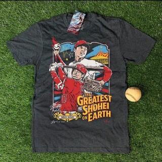 大人気商品 大谷翔平 MLB エンゼルス Tシャツ