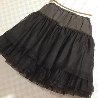 FOXEY - 極美品 定価33,000円 FOXEY BOUTIQUE パニエチュールスカート