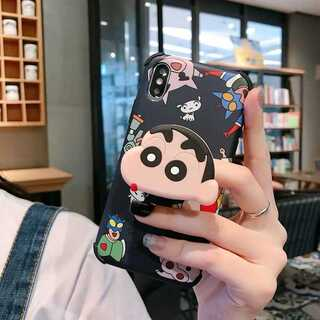 可愛い??クレヨン しんちゃん iPhone ケース 最新機種?