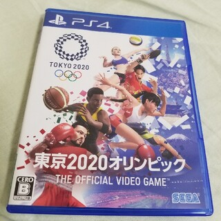 PlayStation4 - 東京2020オリンピック The Official Video GameTM P