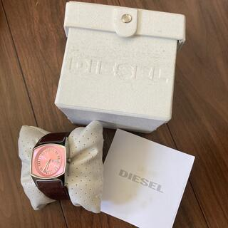 ディーゼル(DIESEL)のディーゼル時計‼︎(腕時計)
