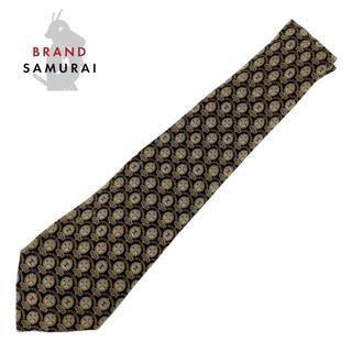 シャネル(CHANEL)のシャネル ヴィンテージ ココマーク 剣先9.5cm ネクタイ 104749(ネクタイ)