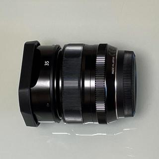 富士フイルム - FUJIFILM フジノンレンズ XF35mmF1.4 R