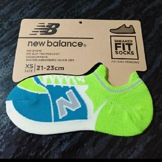 New Balance - ニューバランス スニーカーソックス