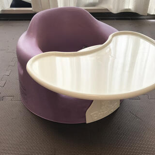 バンボ(Bumbo)のバンボ ベルト&テーブル付き(その他)