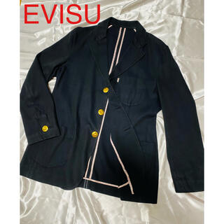 エビス(EVISU)のEVISU テーラードジャケット☆(テーラードジャケット)