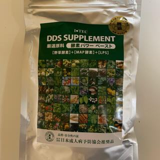 DDS 酵素パワーペースト I TEC  アイテック