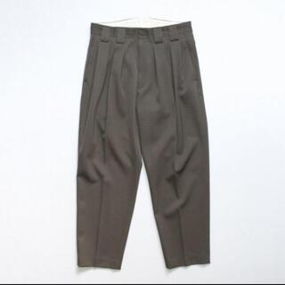 SUNSEA - stein 21ss Double Wide Trousers s(裾直しあり)