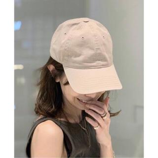 L'Appartement DEUXIEME CLASSE - アパルトモン【GOOD GRIEF/グッドグリーフ】CAP ベージュ