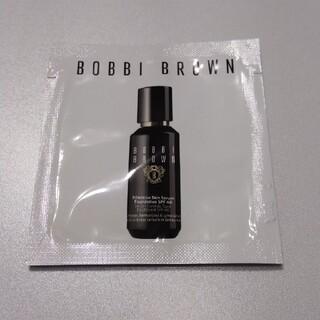 ボビイブラウン(BOBBI BROWN)のボビイ ブラウン ファンデーション サンプル(サンプル/トライアルキット)