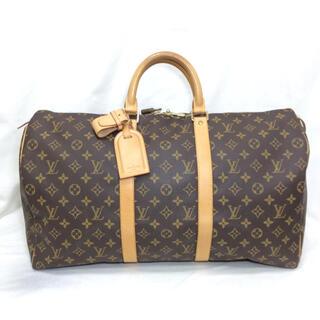 ルイヴィトン(LOUIS VUITTON)の正規品 ルイヴィトン キーポル モノグラム ボストン 旅行バッグ(ボストンバッグ)