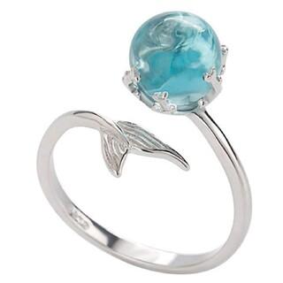 STAR JEWELRY - 【早い者勝ち❗タイムセール】人魚の約束の指輪【2069】