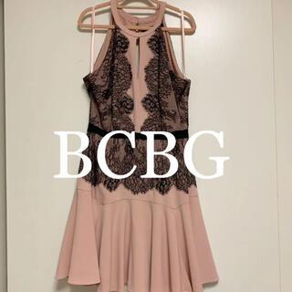 BCBGMAXAZRIA - BCBGワンピース ピンク