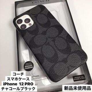COACH - 新品 コーチ ★  スマホケース iPhone  12  PRO3R