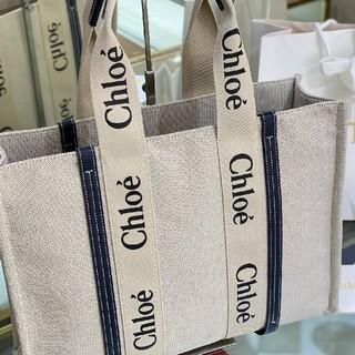 Dior - Chloe クロエ woody トートバッグ