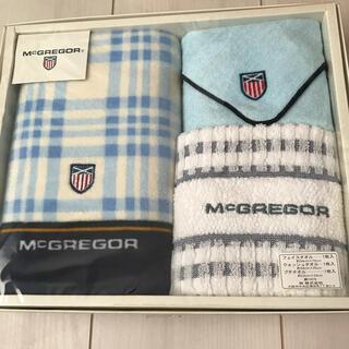 マックレガー(McGREGOR)のMcGREGOR  タオルセット(タオル/バス用品)