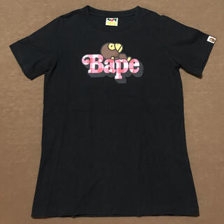 アベイシングエイプ(A BATHING APE)のA BATHING APE Tシャツ レディース(Tシャツ(半袖/袖なし))