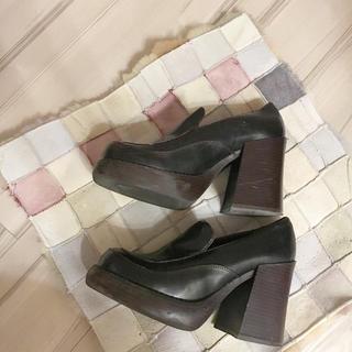 ロキエ(Lochie)の厚底ローファー(ローファー/革靴)